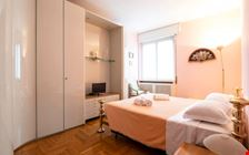 Well equipped two-room flat in Milan!