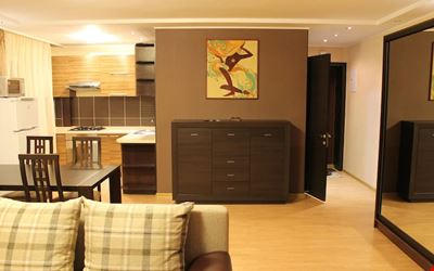 Modern and cozy apartment - Atakent