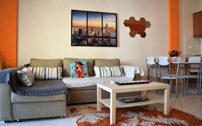 Comfortable and luminous apartment next to Rotonda