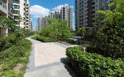 Convention and Exhibition Center Gongbei Huafa Century City Double Balcony Upscale 3 Bedroom Real homestay