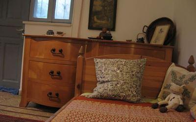Baka-A room in a small tasteful house