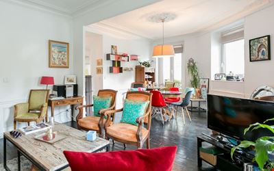 Charming private room in the Latin Quarter