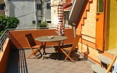 Beautiful attic studio with terrace
