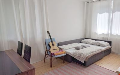 20 m2 beautiful cozy room in central of Hamburg