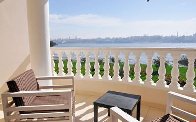 Luxury with Nile & Luxor Temple views