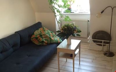 Room centrally located on Vesterbro.