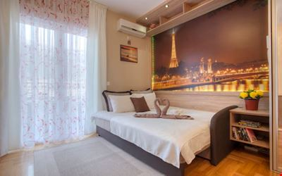 Romantic studio Tamaris for two people