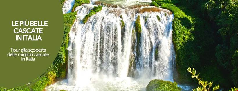 Le più belle cascate in Italia