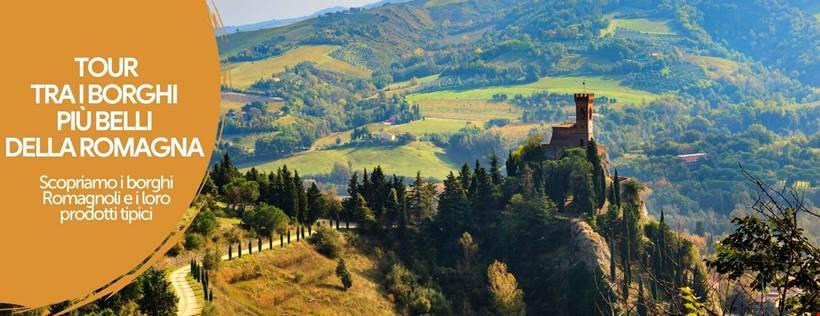 Tour tra i borghi più belli della Romagna