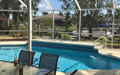 DEAL May 8-15, 2019 Gulf canal*Heated Pool*Hot Tub