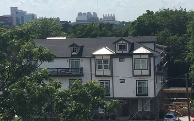 New House w/ Large Deck & Balconies at Edge of The Gulch/Downtown Nashville