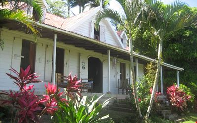 Plantation House, with superb panoramic ocean views
