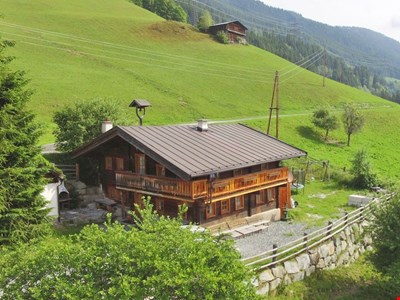 Fantastic farmhouse in the middle of the mountains.