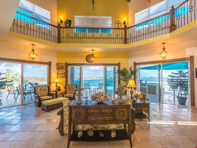 Anguilla back to GREAT! Grand Outlook Castle #1 Guest Rated Villa  NO WORRIES!!!