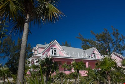 Oceanfront Luxury Private Home/villa, on Winding Bay, Eleuthera
