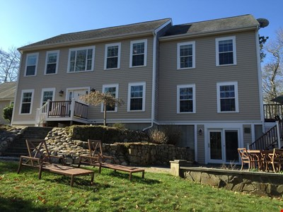 5 Bedrooms plus finished walk-out basement/bunk Room; Waterfront/ Waterview