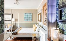 Golden Suite apartment, apartment in a contemporary vintage style at the Portello