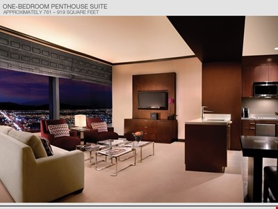 Vdara Penthouse Suite 'the Best View In The City' *Free WiFi * Free Parking