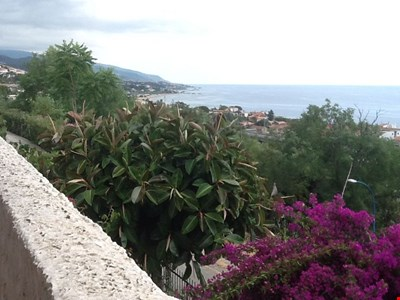 3 Room Apartment With Spectacular View Of Mare Tirreno. Sleeps 2 adults+2 kids