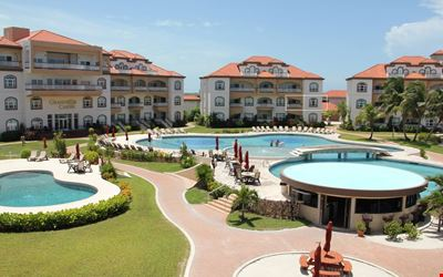 Luxury Condo with Stunning Ocean Views at Belize's #1 Hotel - GRAND CARIBE