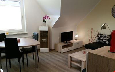 Casa mia Luna: well maintained apartment, comfort bed