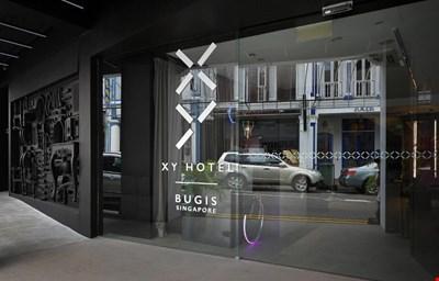 XY Hotel Bugis Singapore