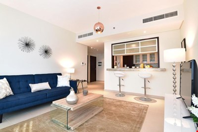 Yallarent Downtown - Boulevard Central Apartments