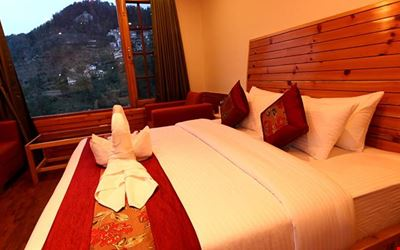 Boutique Stay near Summer Hill bus Stand