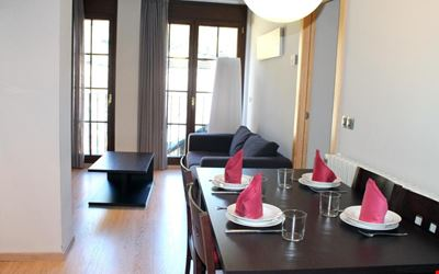 Apartamentos La Pleta 3000
