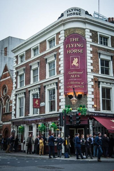 St Christopher's Liverpool Street