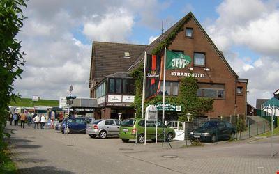 Strandhotel Neuharlingersiel