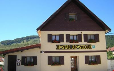 Hostal Arostegui