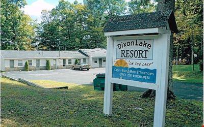 Dixon Lake Resort Motel