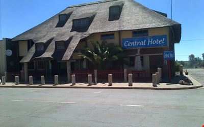Central Hotel Warrenton