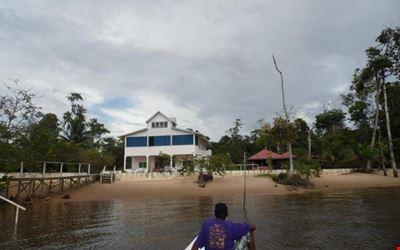 Sloth Island Nature Resort