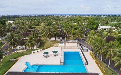 Pacific Palm Resort