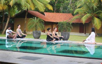 Villa Velmarie Yoga & Ayurveda Retreat