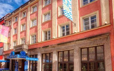Euro Youth Hotel Munich