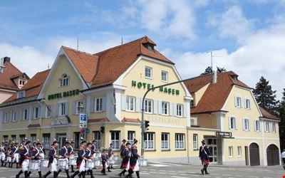 Hotel Hasen Kaufbeuren Allgäu