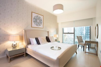 Nasma Luxury Stays - Central Park Tower